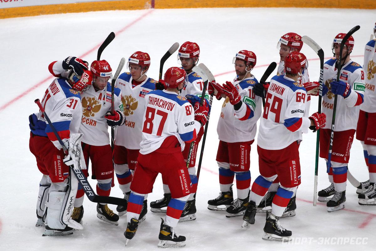 Хоккейная сборная— луч света российского спорта вконце года. Нобез игроков НХЛ начемпионате мира непобедить