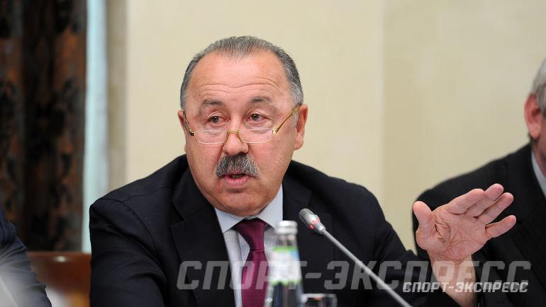 Валерий Газзаев. Фото «СЭ»