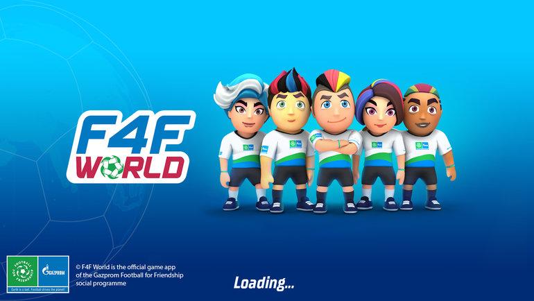 Футбольный симулятор Football for Friendship World. Фото media.footballforfriendship.com
