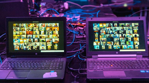 Наэтот раз были сформированы 32 смешанные команды, которые приняли участие вмероприятиях Школы «Девяти ценностей». Фото media.footballforfriendship.com