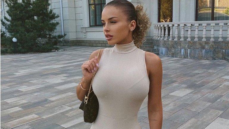Виолетта Грачева. Фото Instagram