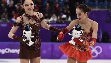 Боброва рассказала, как между собой общаются Загитова иМедведева