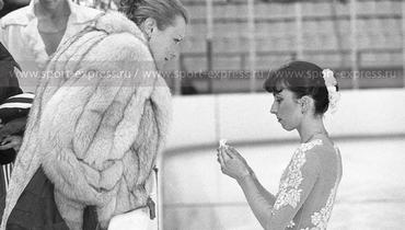 Елена Чайковская иМарина Ельцова. Фото Дмитрий Солнцев