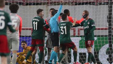 Два игрока «Зальцбурга» сдали положительные допинг-пробы перед матчем с «Локомотивом»