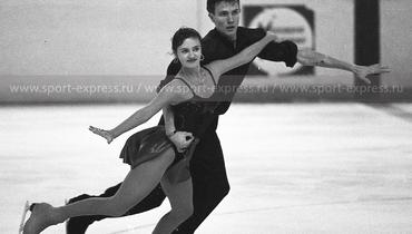 Роман Костомаров иЕкатерина Давыдова. Фото Дмитрий Солнцев