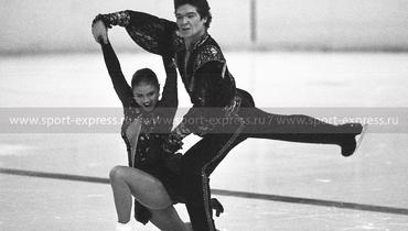 Анна Семенович иВладимир Федоров. Фото Дмитрий Солнцев