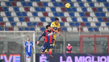 «Парма» продлила серию без побед допяти матчей, уступив «Кротоне»