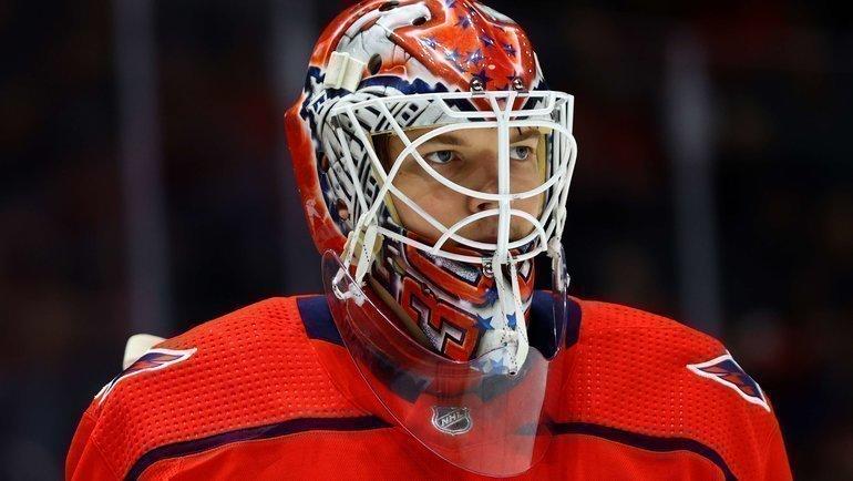Илья Самсонов. Фото AFP