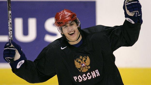 5 января. Ванкувер. Евгений Малкин перед финалом. Фото Reuters