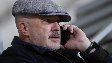 Василий Кикнадзе попрощался с «Локомотивом»