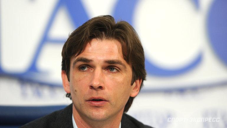 Владимир Леонченко. Фото Федор Успенский, «СЭ»
