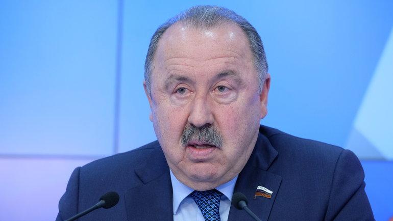 Валерий Газзаев. Фото изличного архива Валерия Газзаева