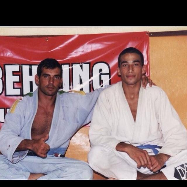 Фабрисио Вердум (справа). Фото Instagram