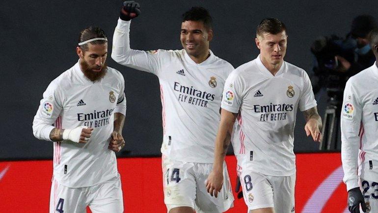 23декабря. «Реал»— «Гранада»— 2:0. Фото Twitter