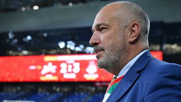 Кикнадзе заявил, что верит вбудущее «Локомотива» под руководством Николича