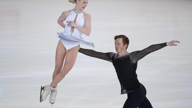 Евгения Тарасова иВладимир Морозов. Фото Ксения Нуртдинова.