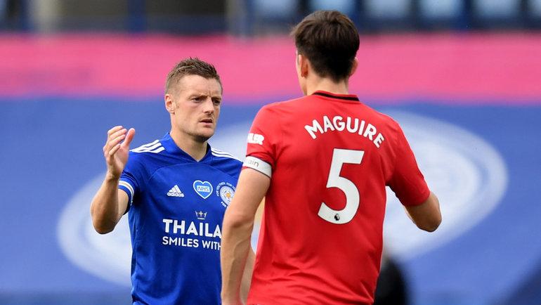 «Лестер» и «Манчестер Юнайтед» сыграют 26декабря. Фото Reuters