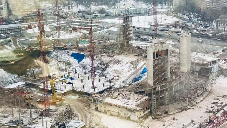 Спорткомплекс «Олимпийский». Фото Telegram-канал «Москва. Новости»