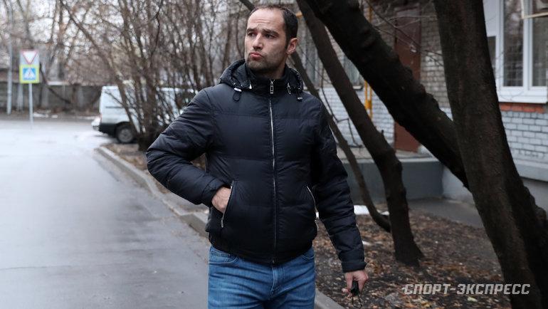 Роман Широков. Фото Федор Успенский, «СЭ» / Canon EOS-1D X Mark II