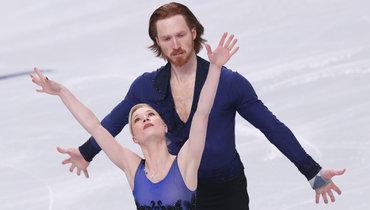 Евгения Тарасова иВладимир Морозов втретий раз выиграли чемпионат России пофигурному катанию
