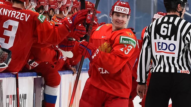 Василий Пономарев. Фото ФХР, fhr.ru