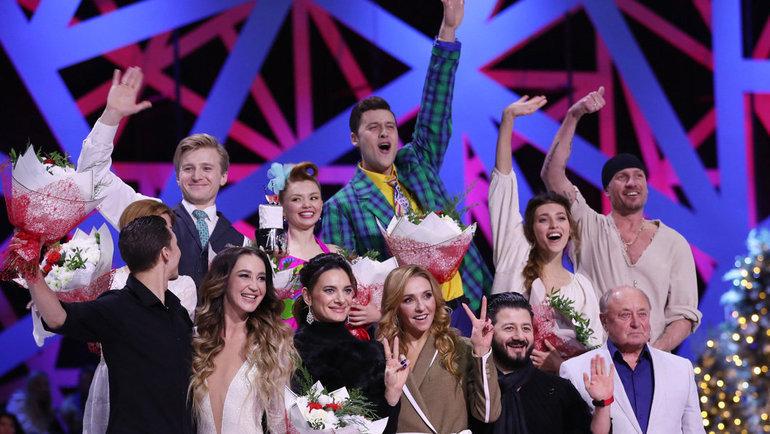 Участники ичлены жюри финального выпуска. Фото Александр Федоров, «СЭ» / Canon EOS-1D X Mark II
