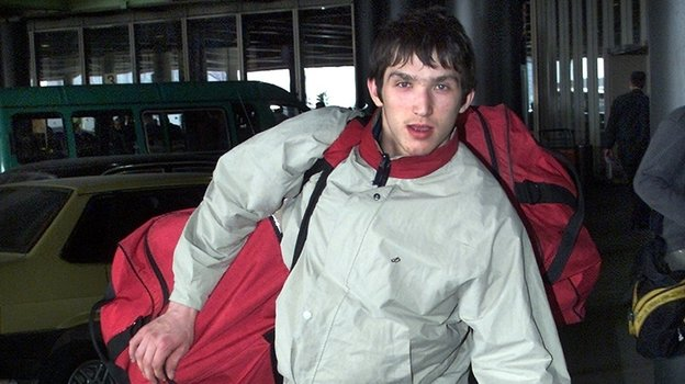 "2002 год. Александр Овечкин. Фото ""СЭ"""