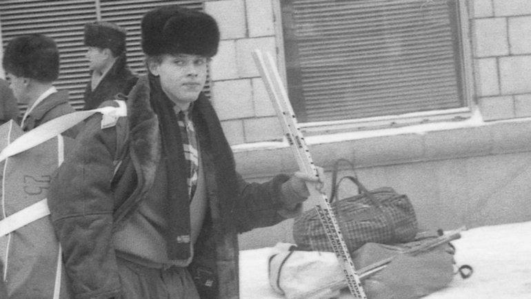 Павел Буре. Фото photo.khl.ru