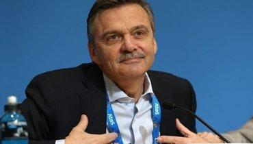 Белоруссия неполучала официальных уведомлений опереносе места проведения чемпионата мира
