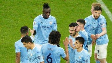 Стало известно, сколько игроков «Манчестер Сити» заболело коронавирусом