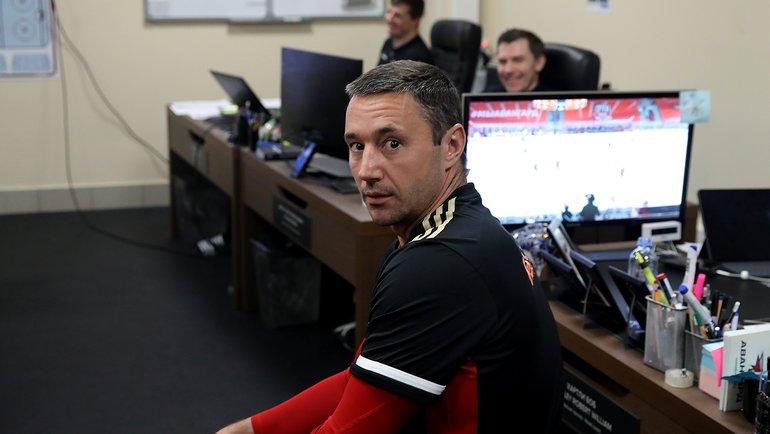 Илья Ковальчук. Фото ХК «Авангард»