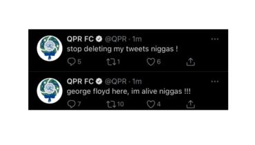 Хакеры взломали Twitter английского клуба иоставили несколько расистских постов