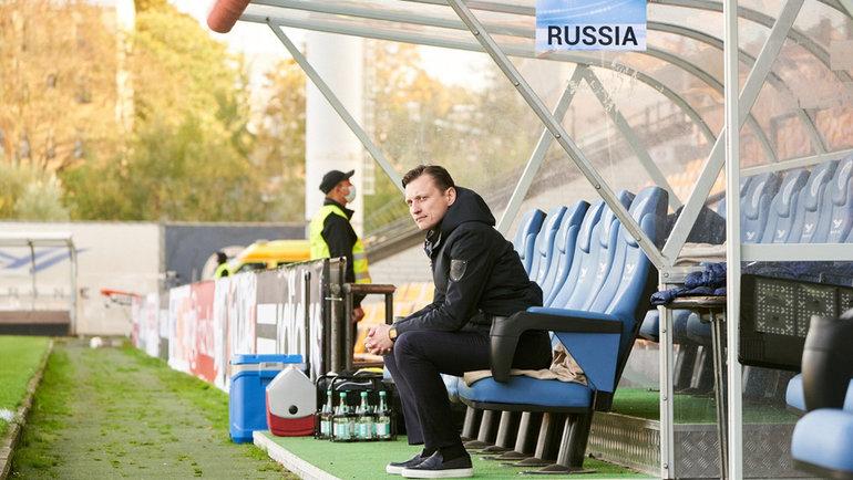 Михаил Галактионов. Фото РФС