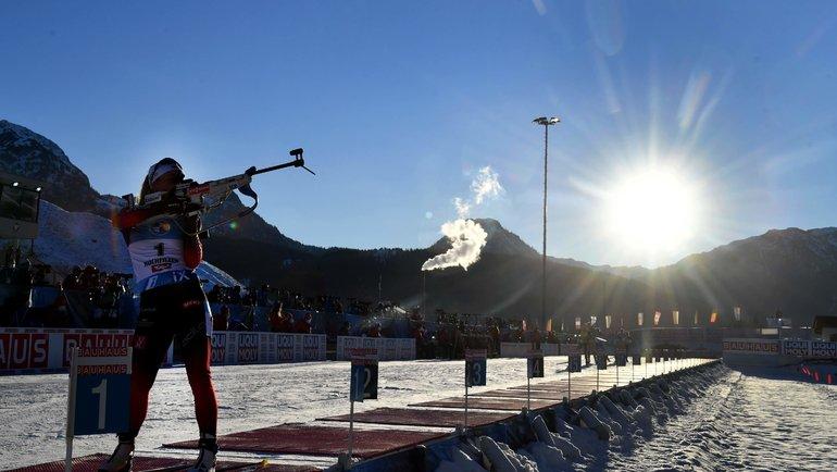 Виктория Коновалова. Фото AFP