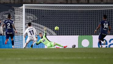 «Реал» снова навершине. Год начался спобеды над «Сельтой»