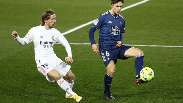 2января. Мадрид. «Реал»— «Сельта»— 2:0. Фото Reuters