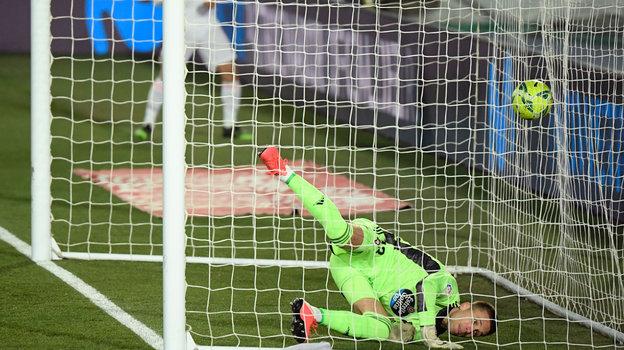 2января. Мадрид. «Реал»— «Сельта»— 2:0. Фото AFP