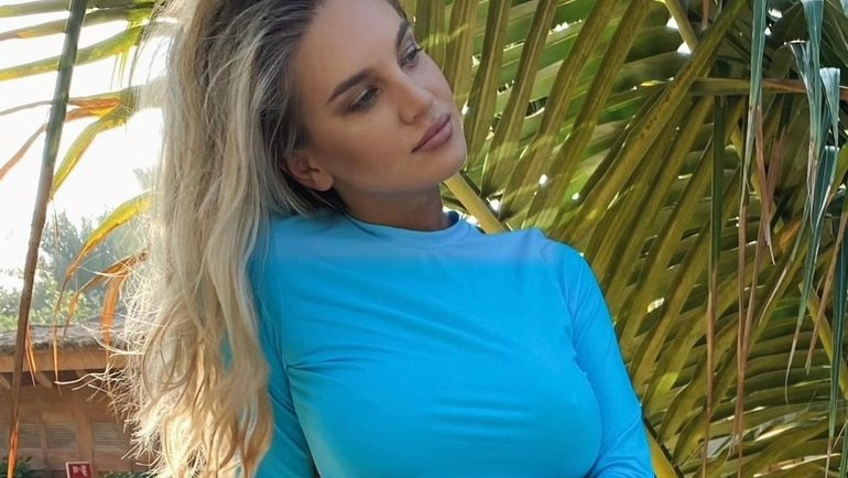 Ксения Песьякова. Фото Instagram