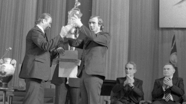 Как выглядел Олег Романцев иего партнеры по «Спартаку» в1980 году