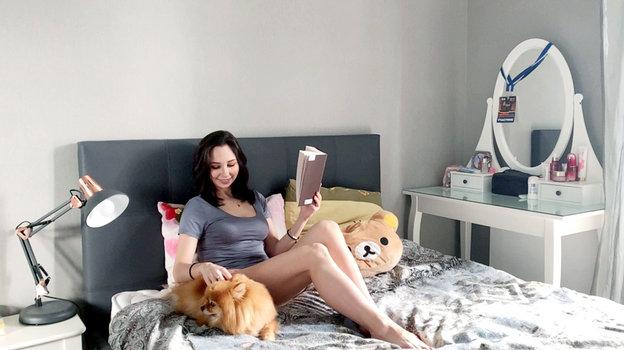 "Елизавета Туктамышева. Фото Дарья Исаева, ""СЭ"""