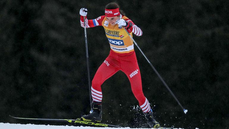 Юлия Ступак. Фото Reuters