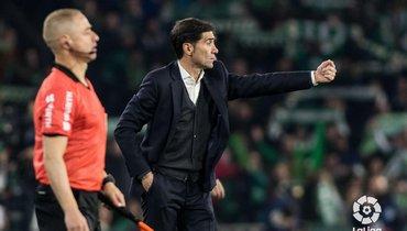 Марселино стал главным тренером «Атлетика»