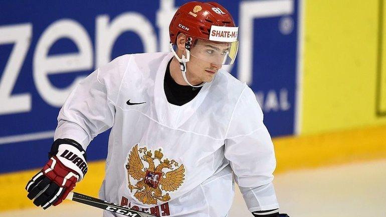 Дмитрий Орлов. Фото ФХР