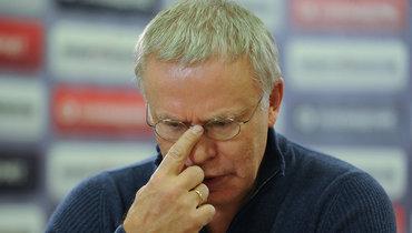 Фетисов заявил, что несмотрит МЧМ: «Нужно быть сумасшедшим, чтобы в5.00 встать наматч Россия— Германия»