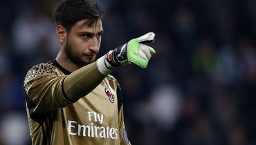 Райола настаивает напереходе Доннаруммы, игрок хочет остаться в «Милане»