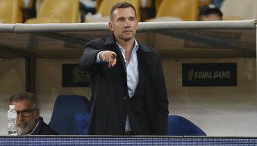 Источник: Андрей Шевченко может возглавить «Челси»