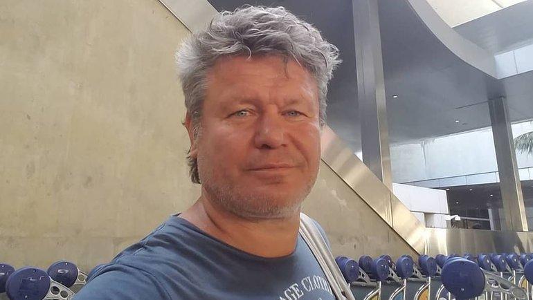Олег Тактаров. Фото Instagram