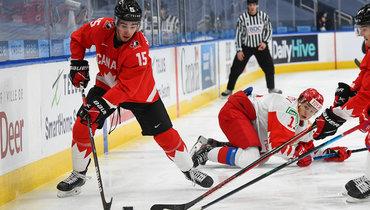5января. Эдмонтон. Канада— Россия— 5:0. Россияне уступили принципиальному сопернику повсем статьям.