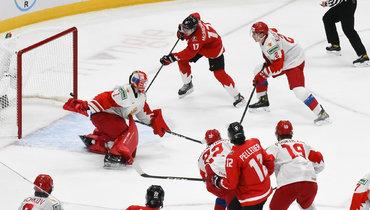 Ивина Ларионова, ибеда. Эта сборная немогла стать «Красной машиной»— нотренер небыл готов сыграть проще