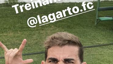 Диего Коста тренируется сбразильским клубом после ухода из «Атлетико»